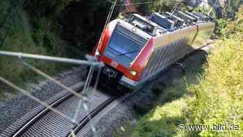 Angriff am S-Bahnhof Karlsfeld - Gruppe verprügelt zwei Männer - BILD