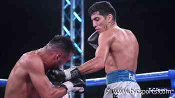 Amitrano se lució y liquidó a Haedo en el octavo round - TyC Sports