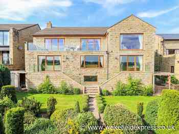 See this luxurious home for sale near Wakefield, that has a cinema and a snooker room - Wakefield Express