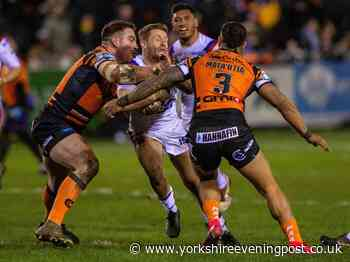 Castleford Tigers and Wakefield Trinity fixtures confirmed for Super League rounds 14-25 - Yorkshire Evening Post