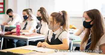 Wakefield pupils told to 'keep masks on at school' as Covid spikes among the young - Yorkshire Live