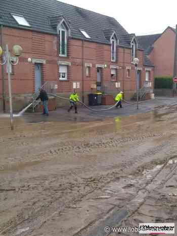 Jeumont et Marpent : l'état de catastrophe naturelle demandé après les coulées de boue du 4 juin - L'Observateur
