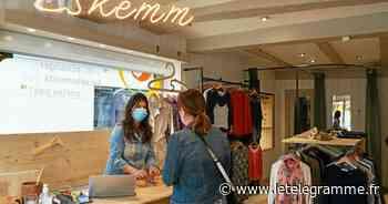 Lassés de vos vêtements ? Échangez-les chez Eskemm boutik à Morlaix - Le Télégramme