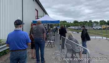 Long waits at the Kenora vaccination clinic - KenoraOnline.com