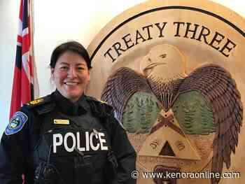 Treaty 3 Staff Sergeant recognized provincially with Community Service Award - KenoraOnline.com