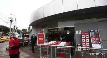 Elecciones 2021: Supermercados Wong de San Isidro y Miraflores cubren sus lunas tras Segunda Vuelta - El Bocón