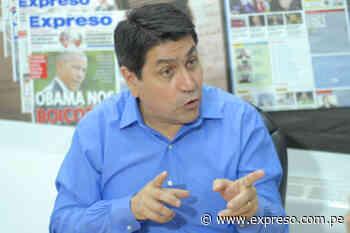 Alcalde de San Isidro, Augusto Cáceres, considera que hay una «clara intención de fraude» para torcer la voluntad popular - Expreso (Perú)