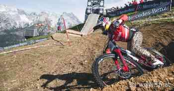 Mountainbike-Weltcup: Leogang ist bereit für doppeltes Spektakel - Salzburger Nachrichten