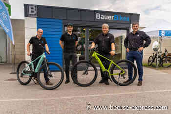 BauerBikes: 1. E-Mountainbike made in Styria - Boerse-express.com