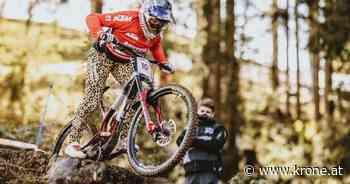 Downhill-Rennen - Mountainbike: WM-Revanche in Leogang - Krone.at