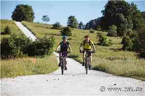Sportlich in den Sommer: Gonso-Trail bei Albstadt verspricht pures Mountainbike-Feeling - Zollern-Alb-Kurier