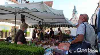 Auerbach blickt einem Marktsonntag mit offenen Geschäften entgegen - Onetz.de