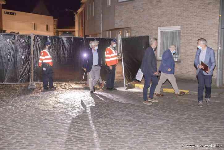 Parket houdt nachtelijke reconstructie van moord op Leander Quintyn in Tielt