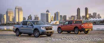 2022 Ford Maverick vs 2022 Hyundai Santa Cruz: Compare Trucks