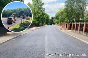 Ledborough Lane in Beaconsfield to reopen tomorrow - Bucks Free Press