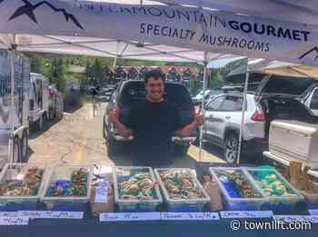 Farmer's Market Spotlight: Adam Wong of Intermountain Gourmet Mushrooms - TownLift