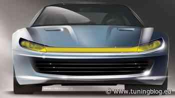 Design-Evolution: Ferrari Daytona Shooting Brake Hommage! - tuningblog.eu