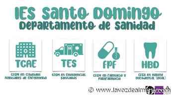 El Grado Medio de Farmacia y Parafarmacia llega al IES Santo Domingo - La Voz de Almería