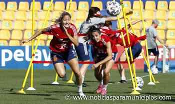 ALCORCÓN/ La selección femenina de fútbol juega este jueves en Santo Domingo frente a Bélgica - Noticias Para Municipios