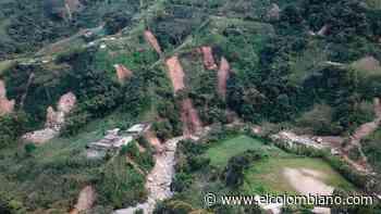 Invierno afecta a Santo Domingo y otros municipios de Antioquia - El Colombiano