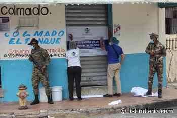 Vuelven a cerrar colmados de Santo Domingo Este que vendían bebidas adulteradas - Listín Diario