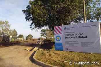 Santo Domingo: con una inversión de $ 6 millones mejoran la transitabilidad - El Litoral
