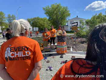 Kenora comes together to honour the 215 - DrydenNow.com
