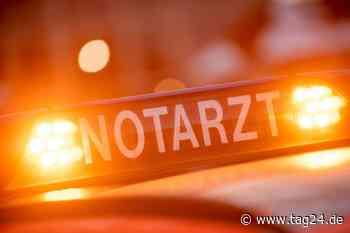 VW prallt bei Fahrtraining in Auerbach gegen Baum - Fahrerin schwer verletzt - TAG24