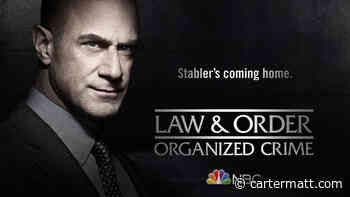 Is Law & Order: Organized Crime new tonight on NBC? Season 2 hopes - CarterMatt