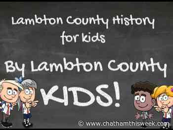 Historical Lambton leaders highlighted in video project - Chatham This Week