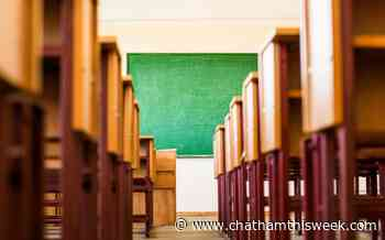 EDITORIAL: Kids should be back in school - Chatham This Week