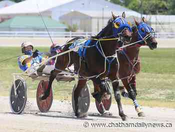 Dresden Raceway back in action Sunday - Chatham Daily News
