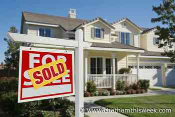 Home sales in Chatham-Kent hit all-time high - Chatham This Week