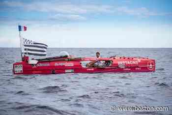 Adventurer Guirec Soudée to depart Chatham for 80-day solo rowing trip across Atlantic - Boston.com