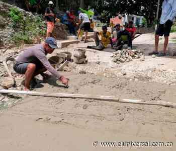 En San Vicente de Paul el progreso lo llevan los vecinos - El Universal - Colombia