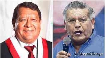 Congresista Walter Ascona renuncia al partido Alianza Para el Progreso - LaRepública.pe