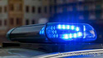 Verkehrsunfall mit Personenschaden und unerlaubten Entfernens von der Unfallstelle - Rhein-Zeitung