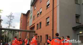 Verletzte bei Brand in Altenheim in Vilseck - Onetz.de