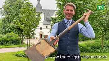 Als Goethe Trost in Dornburg fand - Thüringer Allgemeine