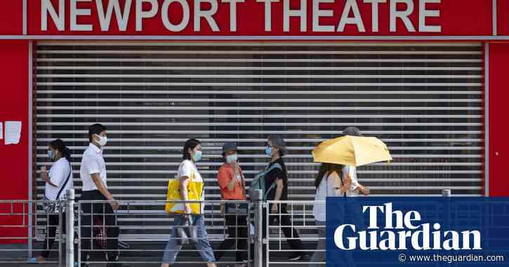 Hong Kong authorities to censor films that 'endanger national security'