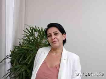 Cláudia Luginick assume a Secretaria de Saúde de Dracena - G1