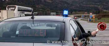 Raubling: Waffen und gefälschter Führerschein gefunden - Traunsteiner Tagblatt