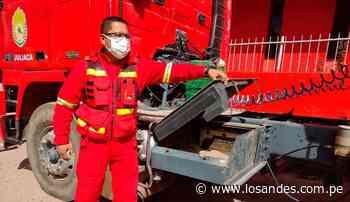 Robo a bomberos afecta a la ciudad de Juliaca - Los Andes Perú