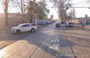 Caminaba por la Bandera de Los Andes y le dieron un puntazo - Diario Jornada Mendoza