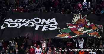 The Arizona Coyotes' fan attendance over the years - Five for Howling