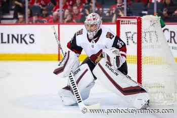 Offseason Checklist: Arizona Coyotes - prohockeyrumors.com