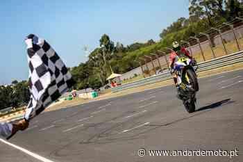 Ivo Lopes obtém nova dobradinha no Estoril - Desporto - Andar de Moto