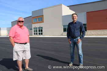 Niverville lands MJHL franchise - The Carillon - Winnipeg Free Press