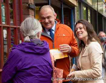 Q&A: Liberal Democrat leader Ed Davey talks by-election, pausing HS2, and planning reforms
