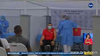 Realizan simulacro de vacunación en Arraiján - TVN Panamá